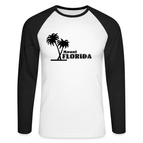 Mount Florida - Men's Long Sleeve Baseball T-Shirt