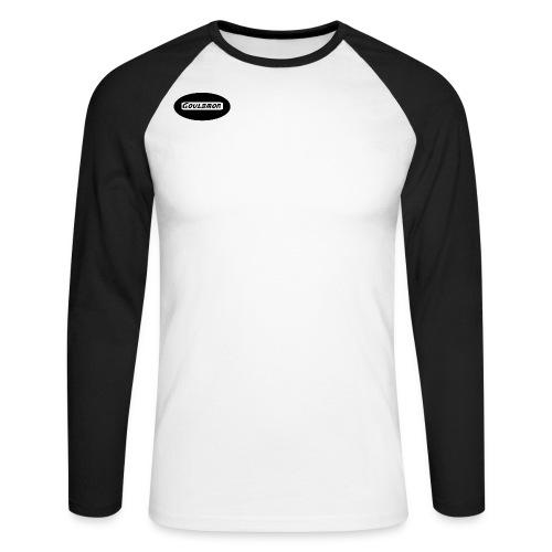 Gaulemon - Männer Baseballshirt langarm