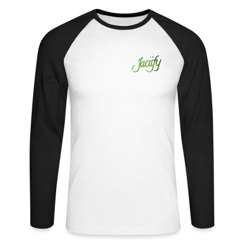 newest channel logo png - Men's Long Sleeve Baseball T-Shirt