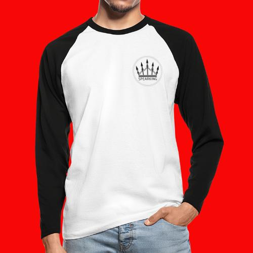SK png speadshirt catalog - T-shirt baseball manches longues Homme