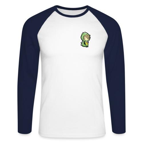Logo png - T-shirt baseball manches longues Homme