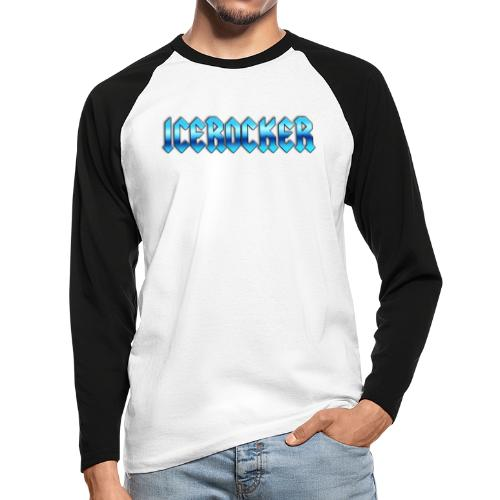 Icerocker - Männer Baseballshirt langarm