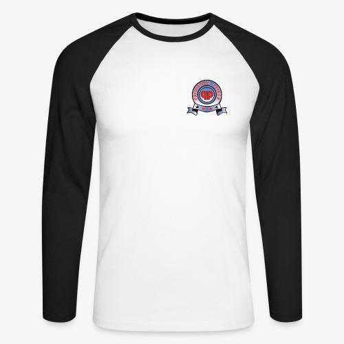 logo ppk GM png - T-shirt baseball manches longues Homme