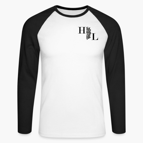 Houseology Official - HL Brand - Men's Long Sleeve Baseball T-Shirt
