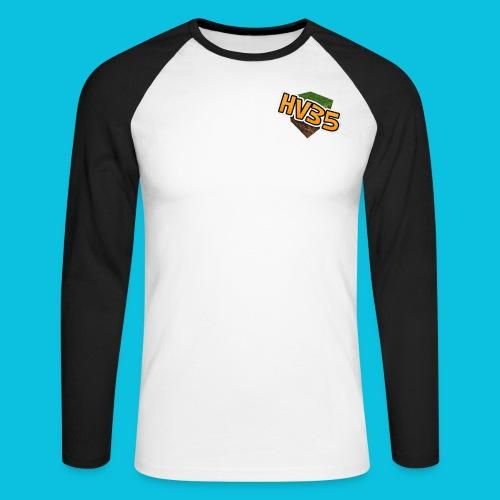Hyper Venom35 - Men's Long Sleeve Baseball T-Shirt
