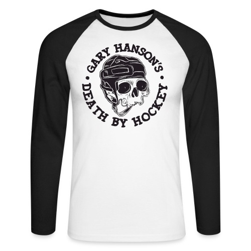 Gary Hanson Classic - Men's Long Sleeve Baseball T-Shirt