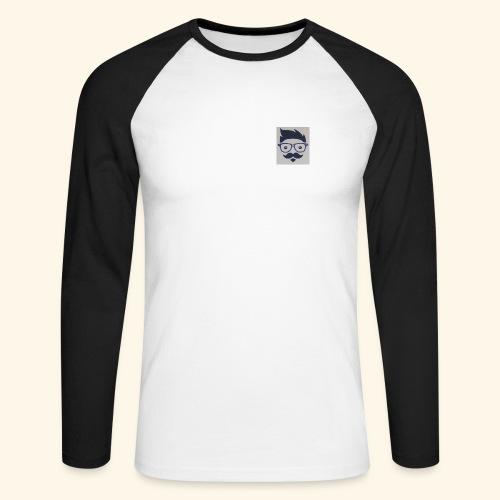 Mr.SneaX - Männer Baseballshirt langarm