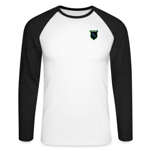Gaming Logo - Men's Long Sleeve Baseball T-Shirt