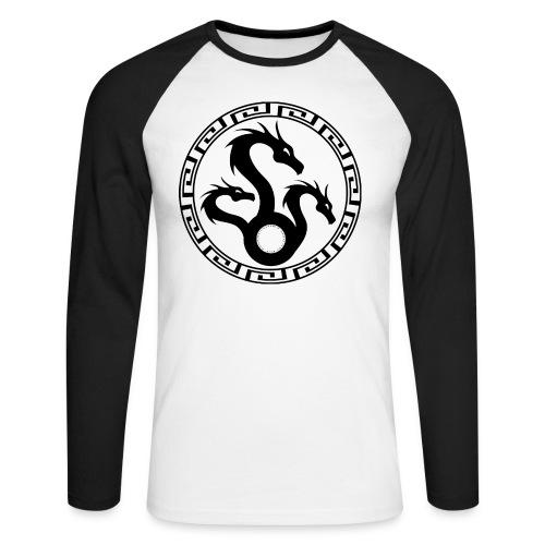 Hydra - Men's Long Sleeve Baseball T-Shirt