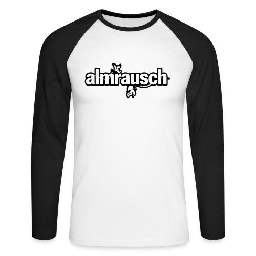 almrausch - Männer Baseballshirt langarm