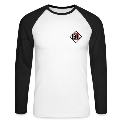 B2L - T-shirt baseball manches longues Homme