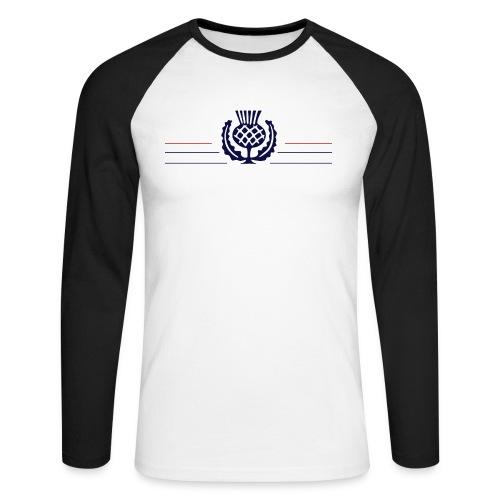 Regal - Men's Long Sleeve Baseball T-Shirt