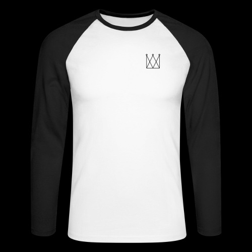 ♛ Legatio ♛ - Men's Long Sleeve Baseball T-Shirt