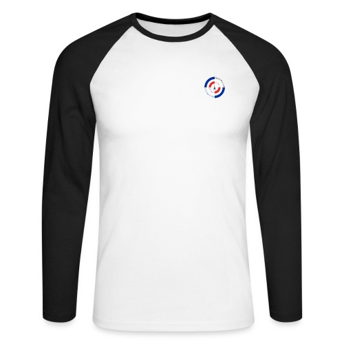 paris - Men's Long Sleeve Baseball T-Shirt