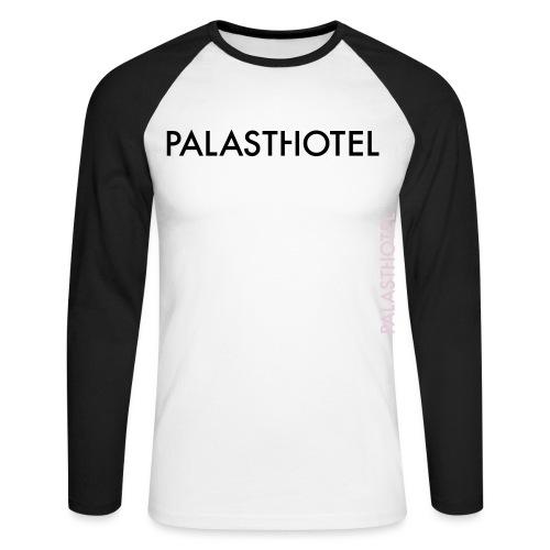 Palasthotel - Männer Baseballshirt langarm