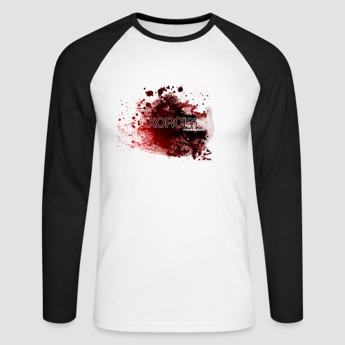 Exorcism - Men's Long Sleeve Baseball T-Shirt