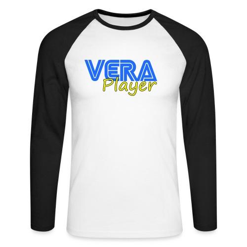 Vera player shop - Raglán manga larga hombre