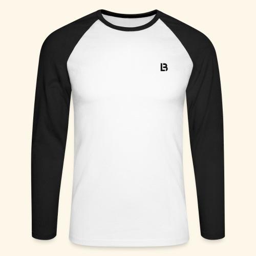 Louis Bert - T-shirt baseball manches longues Homme
