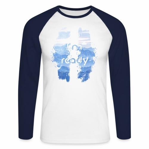 I'm Ready - Men's Long Sleeve Baseball T-Shirt