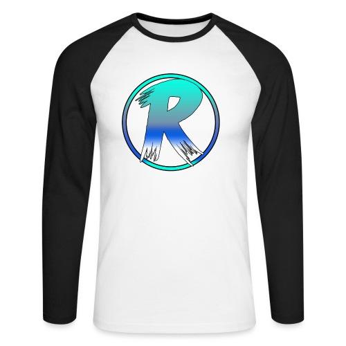 RNG83 Clothing - Men's Long Sleeve Baseball T-Shirt