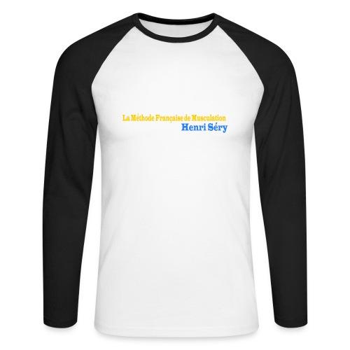 LMF Sante v2 - T-shirt baseball manches longues Homme