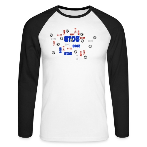 Football Event of the year 2018 - T-shirt baseball manches longues Homme