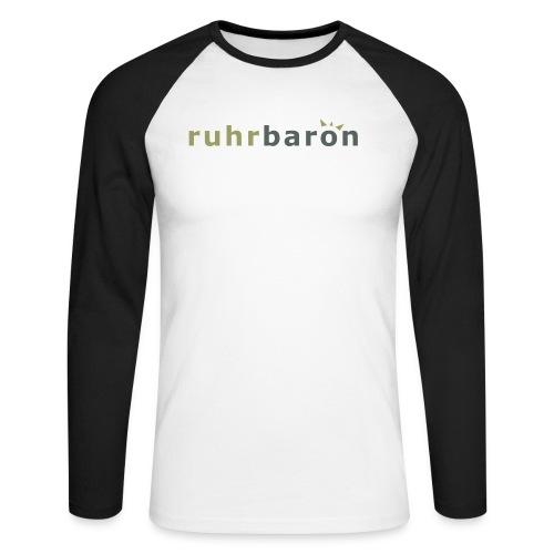 ruhrbaron - Männer Baseballshirt langarm