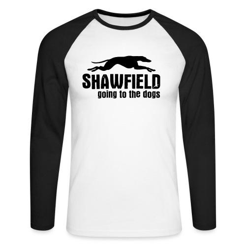 Shawfield - Men's Long Sleeve Baseball T-Shirt