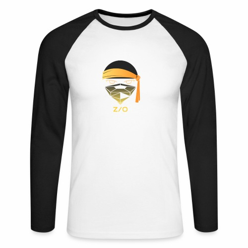 Z / O Electric Limited Edition - Men's Long Sleeve Baseball T-Shirt