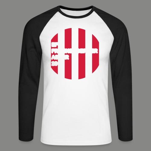 EFC Trikot-Style - Männer Baseballshirt langarm