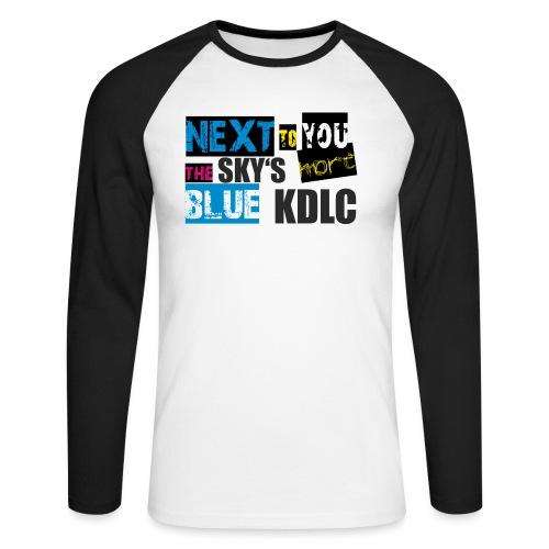 Next to you KDLC - Männer Baseballshirt langarm