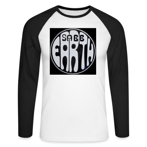 SabbEarth - Men's Long Sleeve Baseball T-Shirt