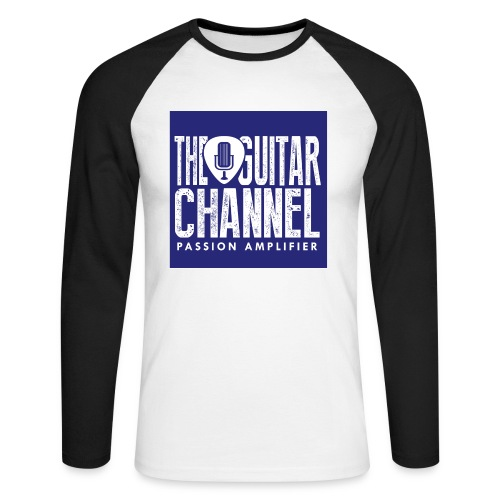 Logo EN Square2000 jpg - T-shirt baseball manches longues Homme