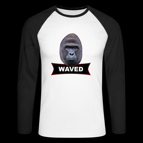 Harambe - Men's Long Sleeve Baseball T-Shirt
