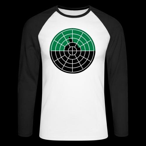 U-Boot Periskop - Männer Baseballshirt langarm