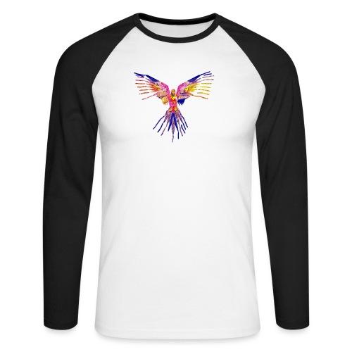 K.A Shirts - Langærmet herre-baseballshirt