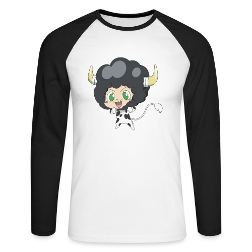 lmanbo 1 - Men's Long Sleeve Baseball T-Shirt