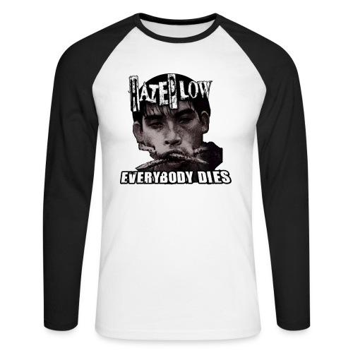 hptorturefinal - Men's Long Sleeve Baseball T-Shirt
