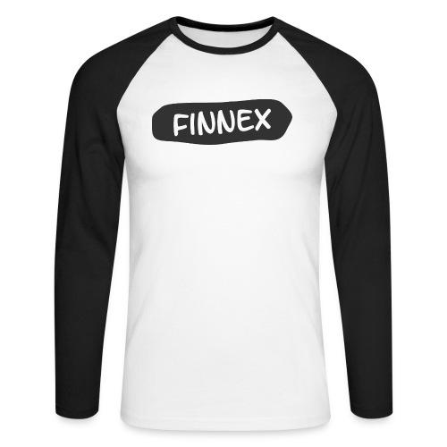 T-Shirt EXTENDED - Männer Baseballshirt langarm
