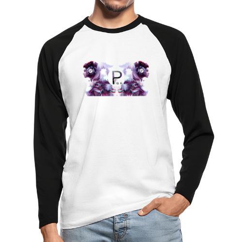 Pailygames6 - Männer Baseballshirt langarm