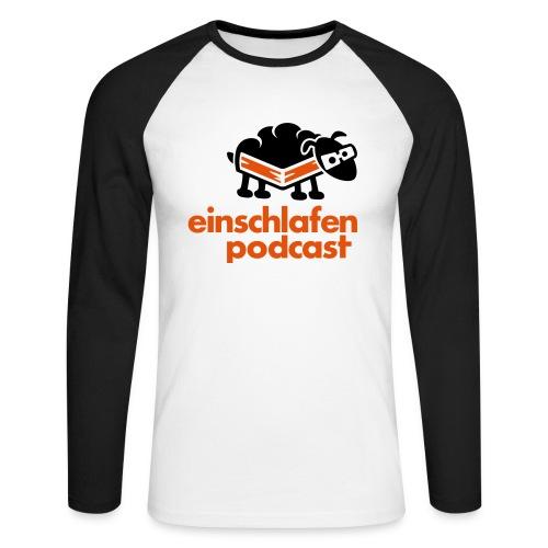 epnoclaimmulticolor - Männer Baseballshirt langarm