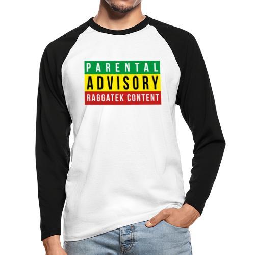 Raggatek - Men's Long Sleeve Baseball T-Shirt