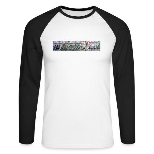 Pye and Fek No Escape - Men's Long Sleeve Baseball T-Shirt