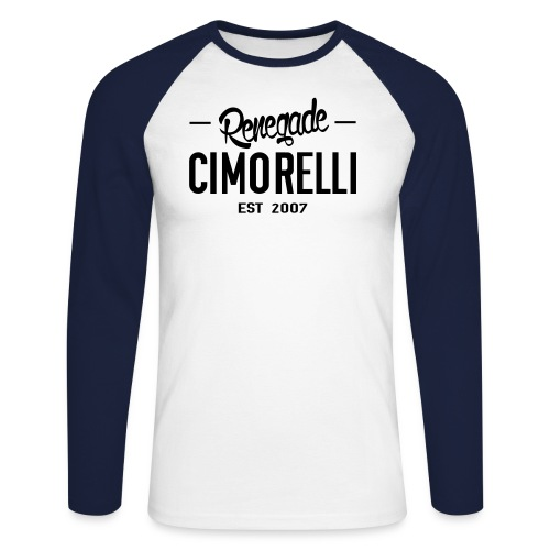 renegadecimorelli - Men's Long Sleeve Baseball T-Shirt