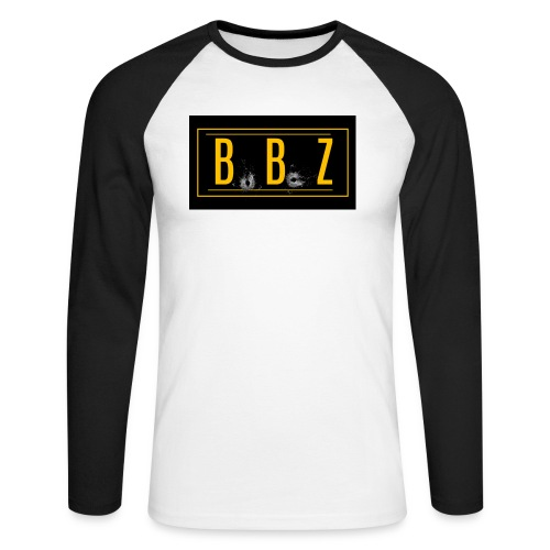 NEW BANNERRRR jpg - Men's Long Sleeve Baseball T-Shirt