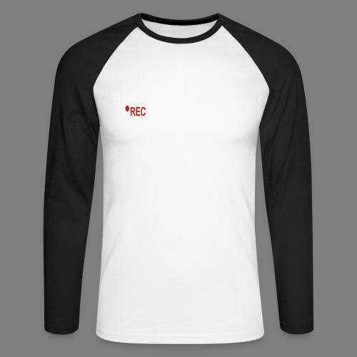 ERFINAL - Mannen baseballshirt lange mouw