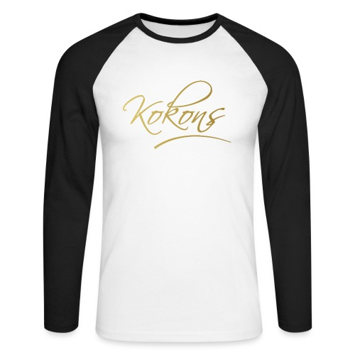 Kokons Long sleeve shirt - Men's Long Sleeve Baseball T-Shirt