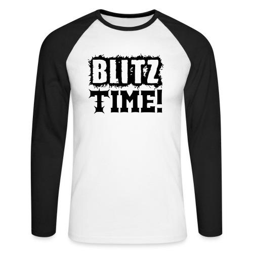 Blitz Time! - T-shirt baseball manches longues Homme
