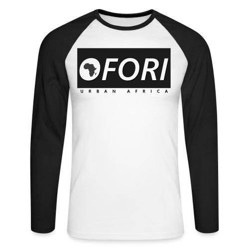 OFORI - Men's Long Sleeve Baseball T-Shirt