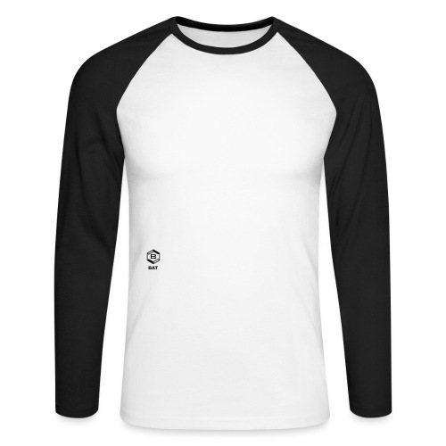 BAT - T-shirt baseball manches longues Homme